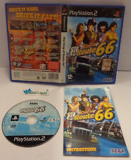 Console Game Gioco SONY Playstation 2 PS2 PAL ITALIANO Sega THE KING OF ROUTE 66