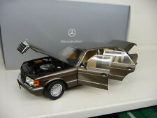 1:18 NOREV Mercedes 560SEL W126 brown metallic NEU NEW