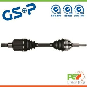 1x New * GSP * CV Drive Shaft for VOLKSWAGEN TRANSPORTER M/T & A/T - RH