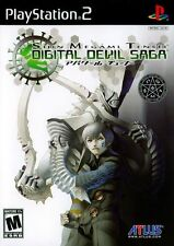 Shin Megami Tensei: Digital Devil Saga [PlayStation 2 PS2, NTSC, Atlus RPG] NEW