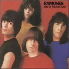 Ramones End Of The Century 1979 Europe Lp No Barcode