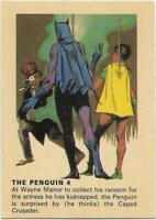 1966 Batman Weeties & Rice Krinkles The Penguin 4