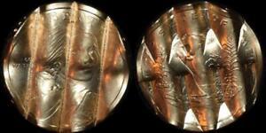 RARE 2009-D Uncirc. Mint Cancelled/Waffled Sacagawea Dollar $1 Error w/Details