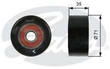 GATES Polea inversión/guía, correa poli V MAZDA 6 CX-7 5 3 T36417