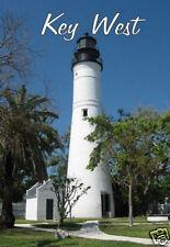 Key West Lighthouse, Key West FL Magnet, 2 x 3 Fridge Souvenir Magnet #KW907