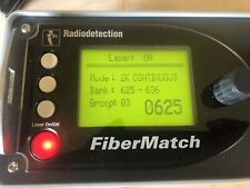 Radiodetection FiberMatch Fiber Match Laser