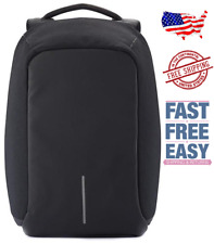 XD-Design Bobby Anti Theft Water Resistant Traveling Backpack Dark Blue (Black)
