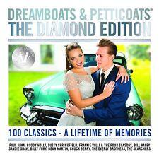 DREAMBOATS & PETTICOATS THE DIAMOND EDITION 4 CD 2017
