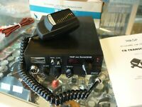 WASP (D-1520) 18 CHANNEL RIG CB RADIO / AM 27MHZ TRANSCEIVER - MADE IN JAPAN