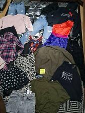 #569💜 Huge Bundle Of Girls Clothes 12-13-14years BOOHOO TOPSHOP LIPSY PUMA DENI
