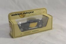 MATCHBOX MODELS OF YESTERYEAR SCALE 1:38 Y-24 1928 BUGATTI T44