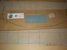 745172 PROFILO CROMATO PARAURTI ANTERIORE PEUGEOT 205 GTI-1400