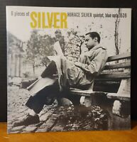 HORACE SILVER 6 PIECES OF SILVER Blue Note Music Matters Donald Byrd Hank Mobley