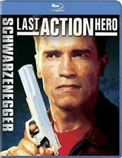 Blu Ray Last Action Hero - L'ultimo Grande Eroe - Arnold Schwarzenegger ...NUOVO