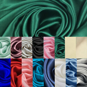 1 Meter 100% Mulberry Silk Fabric 16 Momme Dress Loungewear Scarf Bedding Cloth