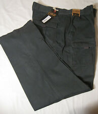 CARGO Mens Washed Utility Cargo Pants NWT 40Wx34L Dark Gray 100% Cotton