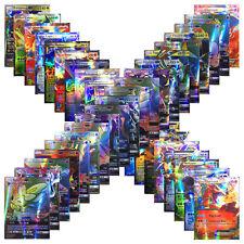 Art und Weise 100 PC / Satz Pokemon Karten 20Pcs GX Karten + 80Pcs EX Karten