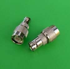 (2 PCS) TNC Male to BNC Female Connector - USA Seller