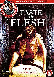 Taste Of Flesh (DVD, 2009) - Brand New & Sealed