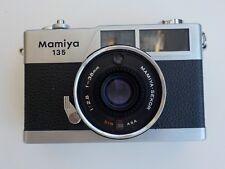 Mamiya 135 EE auto exposure 35mm rangefinder film camera