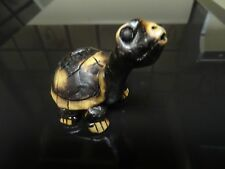 Kiss Turtle Ceramic Tobacco Hand Smoking Pipe 5 Screens <Glass Alternative 1530