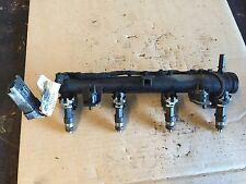 Peugeot Citroen 1.6 16v petrol NFU INJECTOR RAIL INJECTORS 9654913680 0280158057