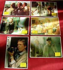 Nick Nolte UNDER FIRE Joanna Cassidy 6x YU LCs