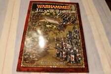 Games Workshop Island of Blood Warhammer Booklet Read This First Supplement OOP