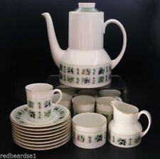Green Vintage Original Mid-Century Modern Pottery, Glass