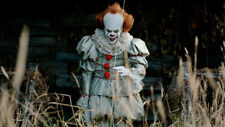 Movie It 2017 Pennywise Silk Poster Wallpaper 42 X 24 inch