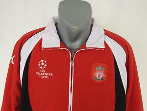 Liverpool Jacket Champions League Training Top Full Zip Size XXL / 2XL Sport