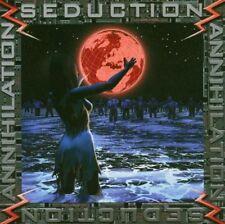 Annihilation and l'arte della seduzione 2cd 2003 padrino Brigata Wolff assurdo Minds Megaherz
