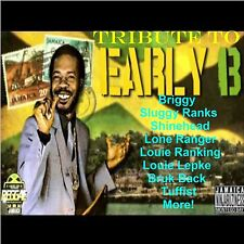 Tribute To Early B The Doctor Live!   -  Reggae  DJ/Toasting Roots Rock ragga