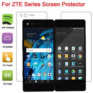 6X For ZTE Axon M/Z981 Z959 Z983 Z988/Blade V8 Pro HD Clear LCD Screen Protector