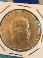 🇵🇹  Portugal 1000 Reis 1899 - Carlos I - Beautiful silver coin !!!