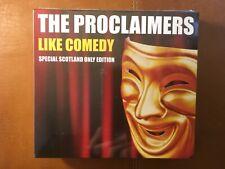 PROCLAIMERS.        LIKE COMEDY.     SPECIAL EDITION   CD PLUS BONUS DISC
