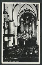 Elburg  Interieur N.H. Kerk
