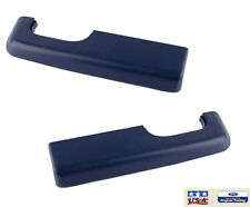 1973-1979 Ford F Series Trucks & 78-79 Bronco Front Padded ARMREST SET in Blue