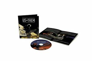 Waters Roger Us + Them Blu-Ray (Softpack) Nuovo Sigillato