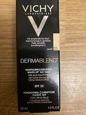 Vichy Dermablend Fluid Corrective Foundation Nude 25 NEW SPF 35