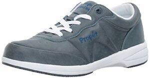 Propet Women's Washable Walker Walking Shoe, SR Royal Blue/White, 7.5 N US