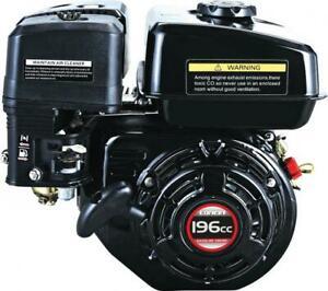 Loncin G200F-P Honda GX200 GX160 Replace 19mm 3/4 Shaft Latest Stage V Model