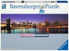 PUZZLE RAVENSBURGER 16694 PANORAMA DE NUEVA YORK 2000 Piezas Pieces Pezzi Teile
