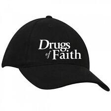 DRUGS OF FAITH Logo HAT ANTIGAMA CLOUD RAT AGORAPHOBIC NOSEBLEED
