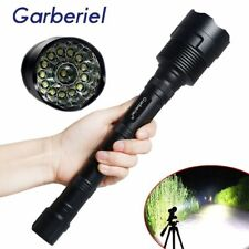 Garberiel 90000LM 14x T6 LED 5Mode 18650 Led Flashlight Super Bright Torch Light