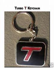 Buick Turbo Regal T Fender Emblem Keychain