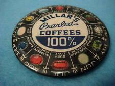 Mirror - Millar's Pearled Coffees 100%  (Birthstones)