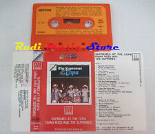 MC DIANA ROSS AND THE SUPREMES at the copa 1965 italy ORIZZONTE cd lp dvd vhs