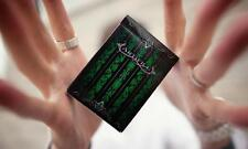 Ellusionist Artifice Deck - Emerald - Playing Cards - Second Edition - New