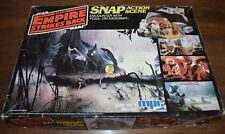 1981 Mpc Empire Strikes Back Snap Action Scene Model Kit Star Wars Yoda Dagobah